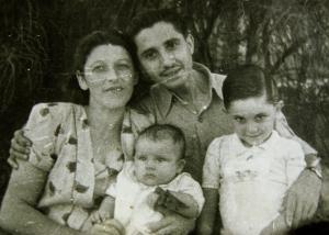 Berek and family